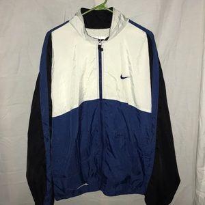 Nike White Tag 90s Vintage Windbreaker Jacket